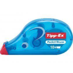 CINTA CORRECTORA TIPP-EX POCKET MOUSE 4.2MMX10M.