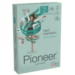 PAPEL MULTIFUNCION PIONEER A4 75GR. P/500H