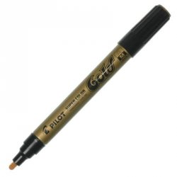 ROTULADOR PILOT SUPER COLOR ORO 2MM