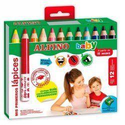 LAPICES ALPINO BABY EST/12
