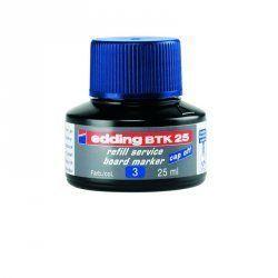 TINTA EDDING BTK 25 B/25ML. AZUL
