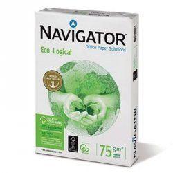 PAPEL MULTIFUNCION NAVIGATOR ECO A4 75GR. P/500H