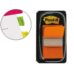 BANDERITAS POST-IT INDEX NARANJA