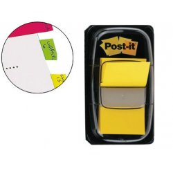 BANDERITAS POST-IT INDEX AMARILLA