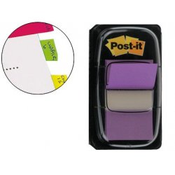 BANDERITAS POST-IT INDEX VIOLETA