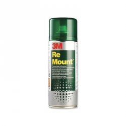ADHESIVO SPRAY REMOUNT 3M 400ML