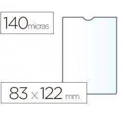 PORTACARNET ESSELTE PVC 83X122MM