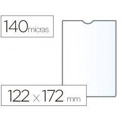 PORTACARNET ESSELTE PVC 122X172MM.