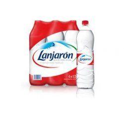 BOTELLA AGUA LANJARON 1.5L.
