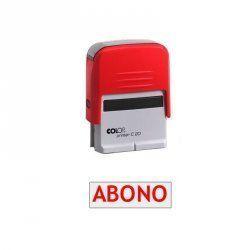 """SELLO AUTOMATICO COLOP PRINTER 20 """"ABONO"""""""