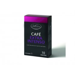 CAPSULAS DE CAFE MOCAVA EXTRA INTENSO P/10