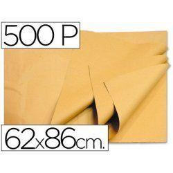 PAPEL MANILA CREMA 62X86CM. P/500H.