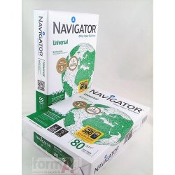 PAPEL MULTIFUNCION NAVIGATOR A4 80GR. P/500H