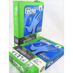 PAPEL RECICLADO TECNO GREEN A4 80GR. P/500H