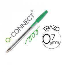 BOLIGRAFO Q-CONNECT VERDE