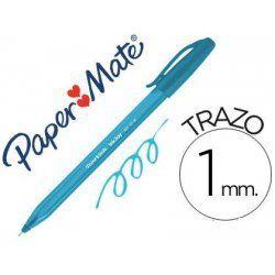 BOLIGRAFO P. MATE INKJOY 100 TURQUESA