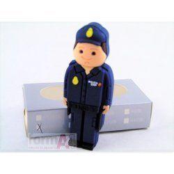 MEMORIA USB POLICIA NACIONAL 8GB