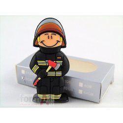 MEMORIA USB BOMBERO 8GB