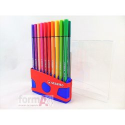 ROTULADOR STABILO PEN 68 COLOR PARADE EST/20