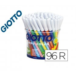 ROTULADOR GIOTTO TURBO COLOR B/96