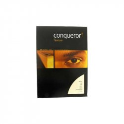 PAPEL CONQUEROR OFFICE VERJURADO CREMA A4 P/500