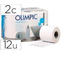PAPEL HIGIENICO OLIMPIC 2 CAPAS P/12